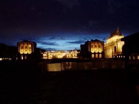 Visite nocturne de Versailles en promo