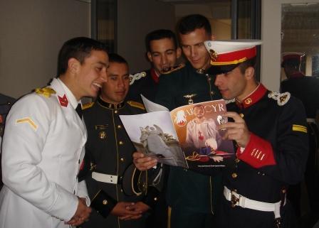 La RSC au Chili