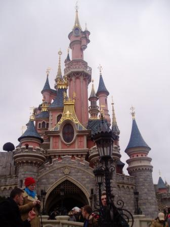 Dégageante promo à Walt Disney