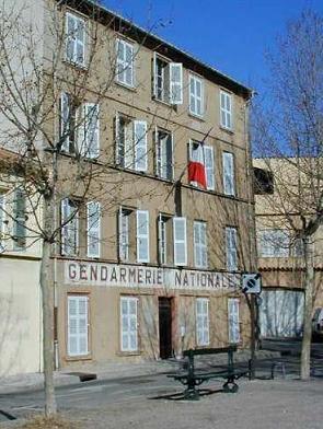 La Gendarmerie.. sans les Cyrards