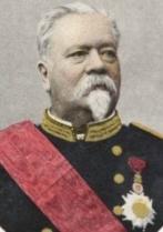Général de Division DAVOUT, duc d'AUERSTAEDT, fondateur et 1er président de la Saint-Cyrienne