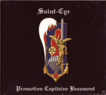 CD promotion capitaine Beaumont (recto)