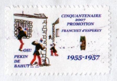 timbre Franchet d'Esperey