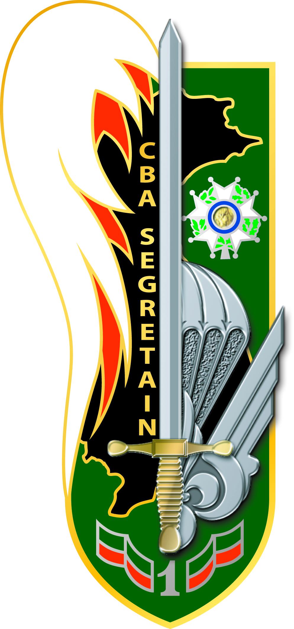 Insigne CBA Segrétain